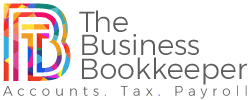 The Business Bookkeeper Logo